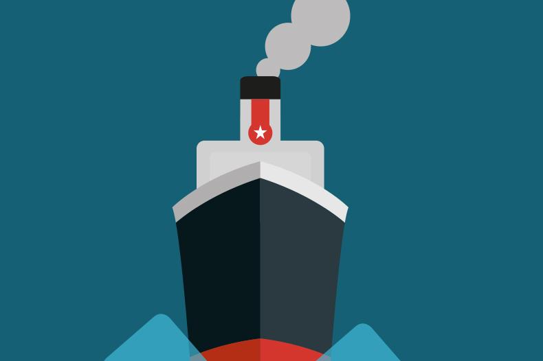 Titanic gin