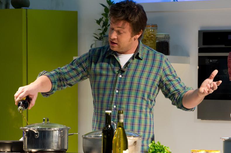 Jamie Oliver restaurant