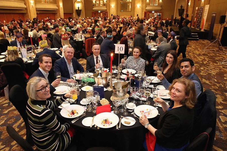 CITMA Christmas lunch