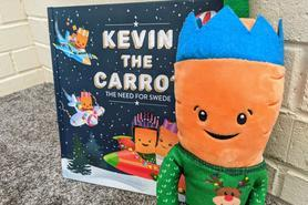 Kevin the Carrot trade mark