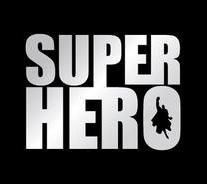 superhero logo