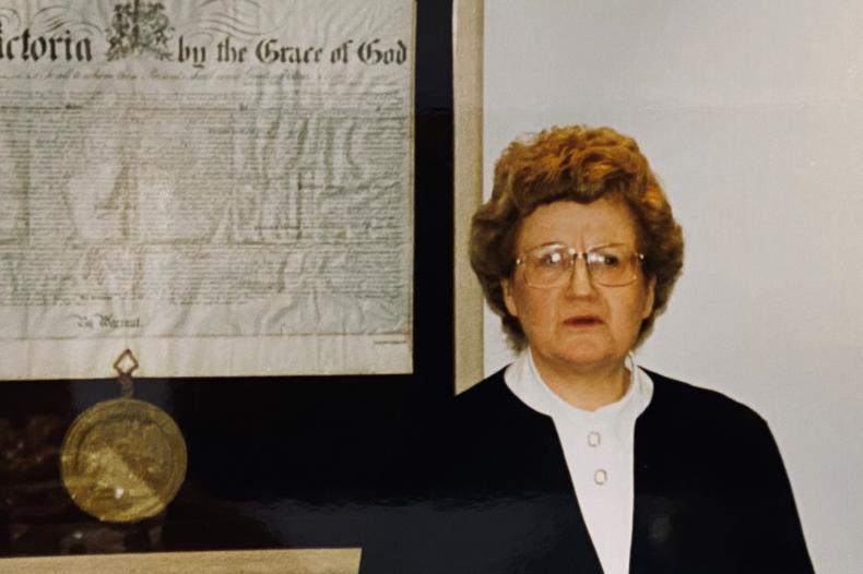 Sheila Lesley OBE