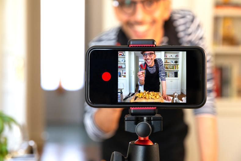 YouTube vlogger trade marks